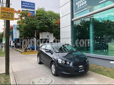 Chevrolet Sonic LT usado (2016) color Gris precio $165,000
