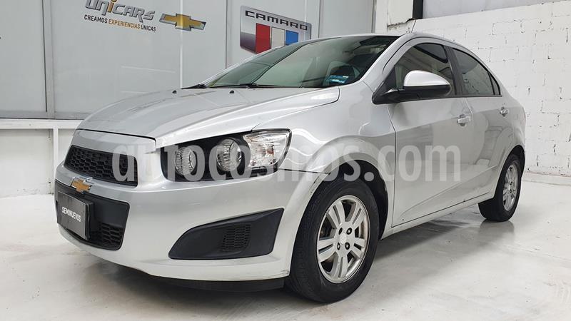 Chevrolet Sonic LT usado (2016) color Plata Dorado precio $136,000