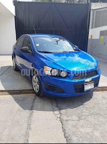 Chevrolet Sonic 4p LS L4/1.6 Man usado (2012) color Azul precio $95,000