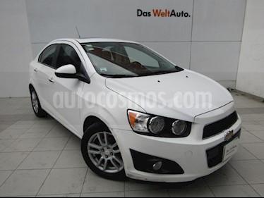 Chevrolet Sonic LTZ Aut usado (2014) color Blanco precio $129,000