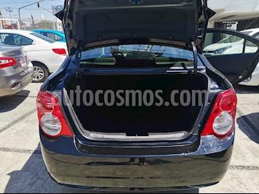 Chevrolet Sonic LTZ Aut usado (2016) color Negro precio $154,000