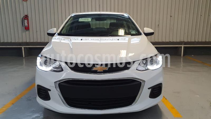 Chevrolet Sonic LT usado (2017) color Blanco precio $169,000