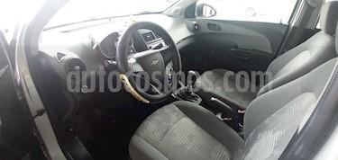 Chevrolet Sonic LS usado (2014) color Gris precio $115,000