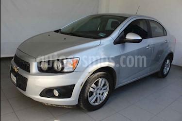 Chevrolet Sonic LT Aut usado (2015) color Plata precio $139,000