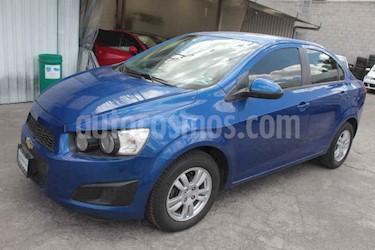 Chevrolet Sonic LS usado (2016) color Azul precio $149,000