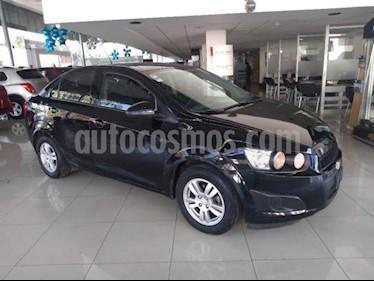 Chevrolet Sonic 4P LT L4/1.6 MAN usado (2016) color Negro precio $140,000