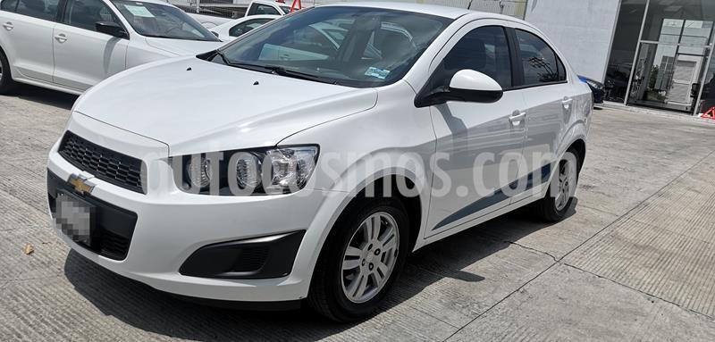 Chevrolet Sonic LT usado (2016) color Blanco precio $140,000