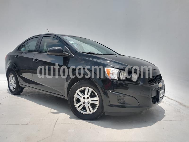 Chevrolet Sonic LT usado (2015) color Negro precio $126,000