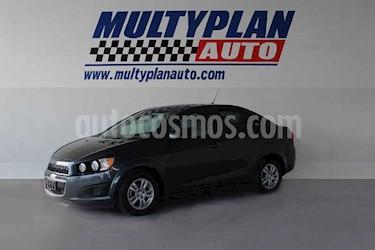 Chevrolet Sonic LT usado (2017) color Gris precio $176,900