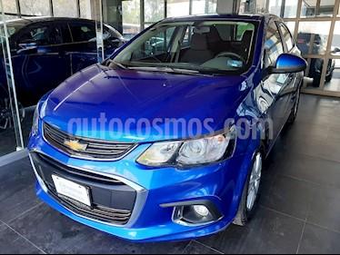 foto Chevrolet Sonic LT usado (2017) color Azul Naval precio $163,000