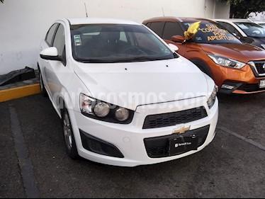 foto Chevrolet Sonic LT Aut usado (2016) color Blanco precio $150,000