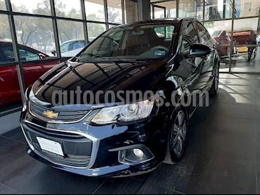 Chevrolet Sonic LTZ Aut usado (2017) color Negro precio $175,000