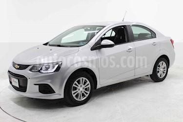 Chevrolet Sonic LT Aut usado (2017) color Plata precio $169,000