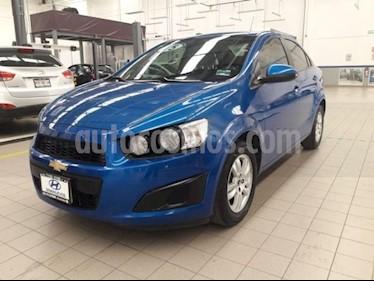 Chevrolet Sonic LT usado (2016) color Azul precio $149,000