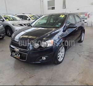Chevrolet Sonic LTZ Aut usado (2014) color Azul precio $139,000