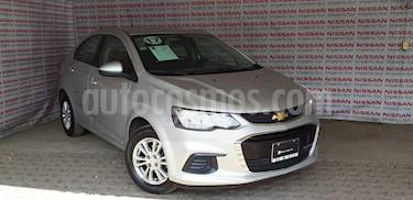 Chevrolet Sonic LT usado (2017) color Plata Brillante precio $178,000
