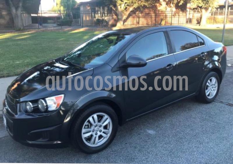 Chevrolet Sonic LTZ Aut usado (2014) color Negro Carbon precio $105,000