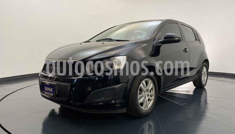 Chevrolet Sonic LT HB Aut usado (2016) color Negro precio $142,999