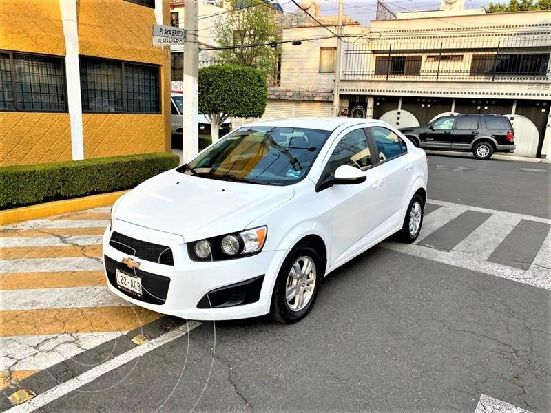 Chevrolet Sonic LT Aut usado (2015) color Blanco precio $124,900