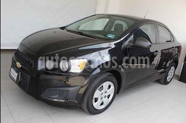 Foto Chevrolet Sonic LS usado (2015) color Negro precio $129,000