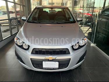 Chevrolet Sonic LT usado (2016) color Plata Brillante precio $152,000