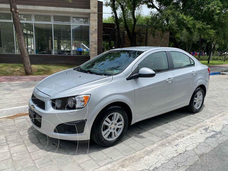 Foto Chevrolet Sonic LT Aut usado (2012) color Plata precio $139,900