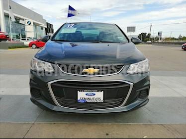 foto Chevrolet Sonic LT Aut usado (2017) color Gris precio $180,000
