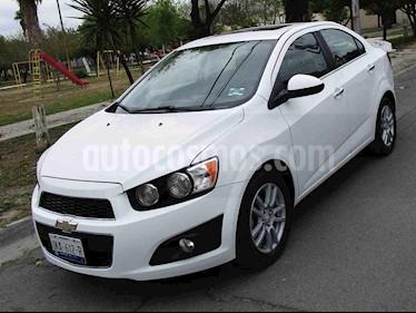 Chevrolet Sonic LTZ Aut usado (2015) color Blanco precio $139,000