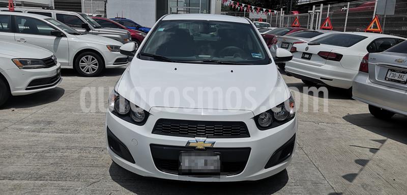 Chevrolet Sonic LT usado (2016) color Blanco precio $135,000