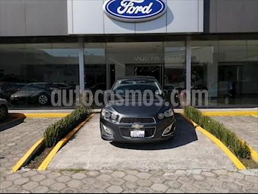 Chevrolet Sonic LS usado (2016) color Gris precio $185,000