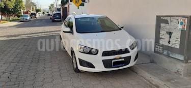 Chevrolet Sonic LT usado (2016) color Blanco precio $139,500