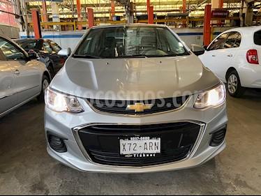 Chevrolet Sonic LT usado (2017) color Plata Brillante precio $149,000