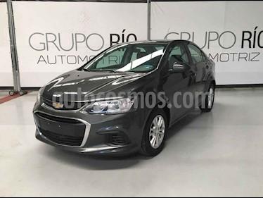 Chevrolet Sonic LT Aut usado (2017) color Gris precio $165,000