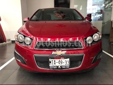 Chevrolet Sonic 4P LS AT A/AC. R-15 usado (2014) precio $119,900