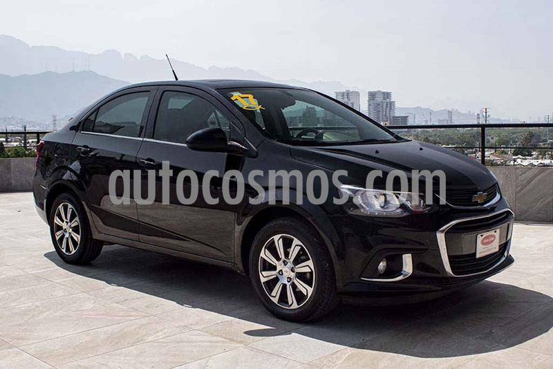 Chevrolet Sonic Premier Aut usado (2017) color Negro precio $174,700