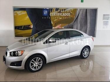 Chevrolet Sonic LTZ Aut usado (2014) color Plata precio $128,900
