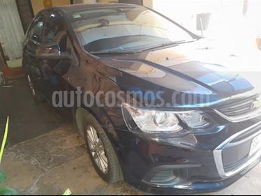 Chevrolet Sonic LT usado (2017) color Negro Carbon precio $140,000