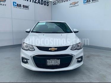 Foto Chevrolet Sonic Premier Aut usado (2017) color Blanco precio $210,000