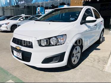 Chevrolet Sonic LS usado (2016) color Blanco precio $142,000