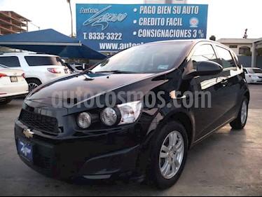 Chevrolet Sonic LT HB Aut usado (2016) color Negro precio $149,900
