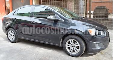 Chevrolet Sonic LT usado (2013) color Negro Carbon precio $98,000