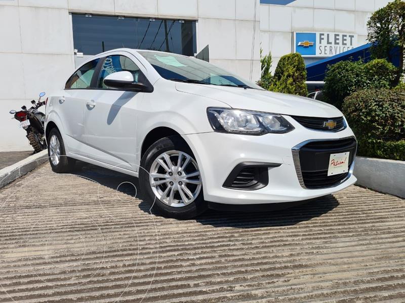 Foto Chevrolet Sonic LT usado (2017) color Blanco precio $159,000