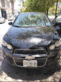 Chevrolet Sonic LTZ Aut usado (2016) color Negro precio $125,000