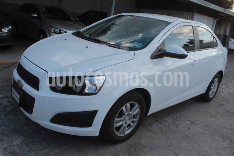 Chevrolet Sonic LT Aut usado (2016) color Blanco precio $159,000