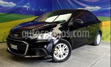 Chevrolet Sonic LT Aut usado (2017) color Negro precio $169,000