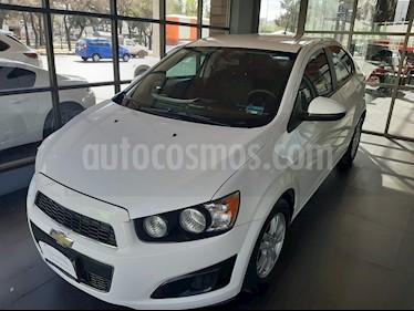 foto Chevrolet Sonic LT Aut usado (2014) color Blanco precio $108,000