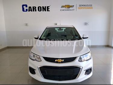 Chevrolet Sonic LS usado (2017) color Blanco precio $175,000
