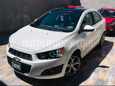 Chevrolet Sonic LT usado (2015) color Blanco precio $145,000