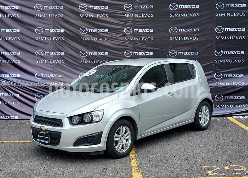 Chevrolet Sonic LT HB Aut usado (2016) color Plata precio $145,000