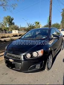 Chevrolet Sonic LT usado (2012) color Negro precio $105,000